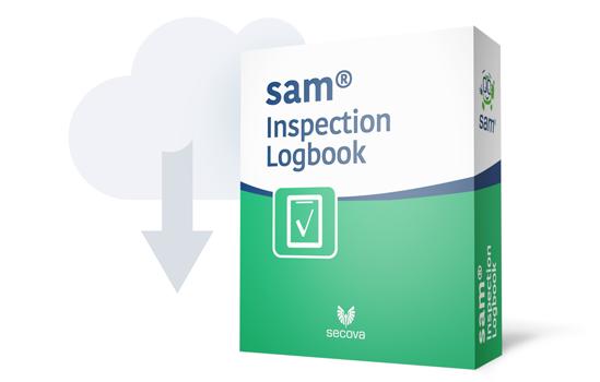 Inspection logbook management software online