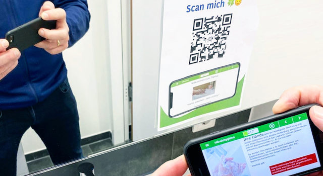 scan to train