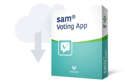 voting management software online
