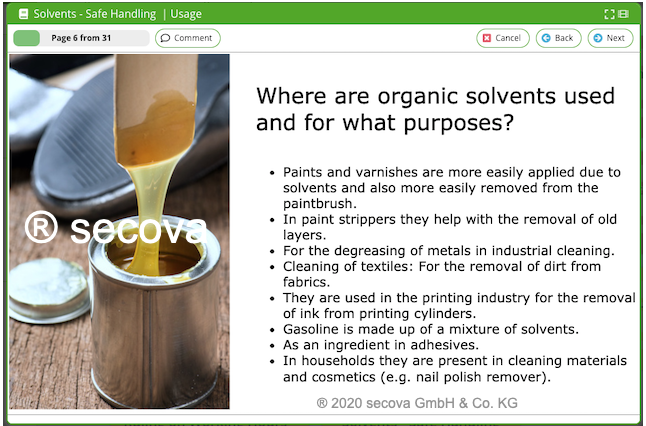 topic-solvents