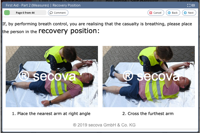 Topic First Aid 2
