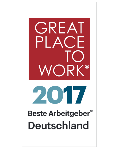 grate place to work award